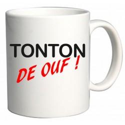 Mug Tonton De Ouf ! Cadeau D'amour