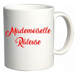 Mug Mademoiselle Râleuse Cadeau D'amour