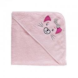 Cape de bain Katy Cat Sensei Sensei la maison du coton