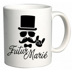 Mug Futur marié Cadeau D'amour