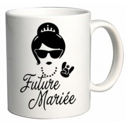 Mug Future mariée Cadeau D'amour